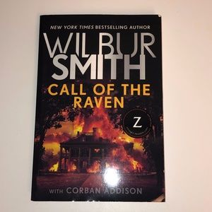 Call of the Raven by Wilbur Smith ((ARC))